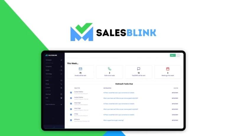 Appsumo SalesBlink